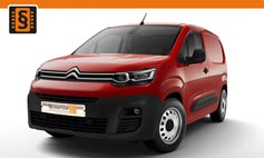 Chiptuning Citroen  Berlingo