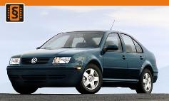 Chiptuning Volkswagen  Bora