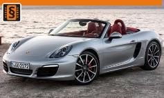 Chiptuning Porsche  Boxster (981) (2012 - 2016)