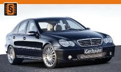 Chiptuning Mercedes-Benz  C-Class (W203) (2000 - 2007)