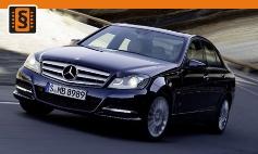 Chiptuning Mercedes-Benz  C-Class (W204) (2007 - 2014)
