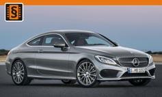 Chiptuning Mercedes-Benz  C-Class (W205) (2014 >)