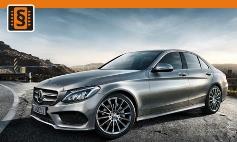 Chiptuning Mercedes-Benz  C-Class
