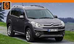 Chiptuning Citroen  C-Crosser