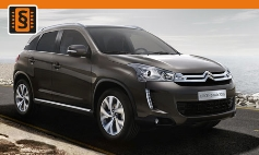 Chiptuning Citroen  C4 Aircross