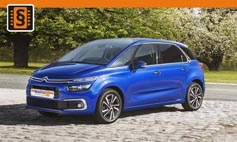 Chiptuning Citroen  C4 SpaceTourer