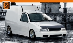 Chiptuning Volkswagen  Caddy II (1995 - 2003)