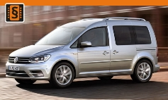 Chiptuning Volkswagen  Caddy IV (2015 - 2020)