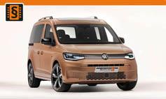 Chiptuning Volkswagen  Caddy