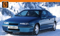 Chiptuning Opel  Calibra