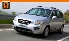 Chiptuning Kia  Carens II (2006 - 2013)