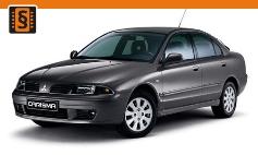 Chiptuning Mitsubishi  Carisma