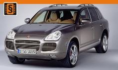 Chiptuning Porsche  Cayenne (955) (2002 - 2007)