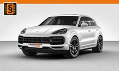 Chiptuning Porsche  Cayenne (PO536) (2018 >)