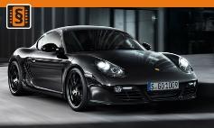 Chiptuning Porsche  Cayman