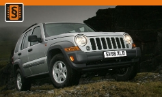 Chiptuning Jeep  Cherokee / Liberty (KJ) (2001 - 2007)