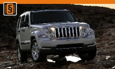 Chiptuning Jeep  Cherokee Liberty
