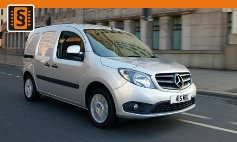 Chiptuning Mercedes-Benz  Citan