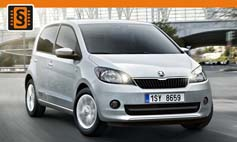 Chiptuning Skoda  Citigo