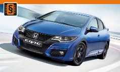 Chiptuning Honda  Civic IX (2011 - 2016)