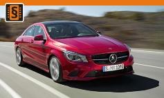 Chiptuning Mercedes-Benz  CLA-Class (C117) (2013 - 2019)