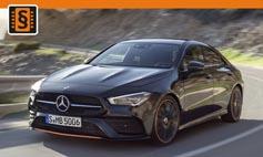 Chiptuning Mercedes-Benz  CLA-Class