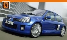 Chiptuning Renault  Clio II (1998 - 2012)