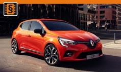 Chiptuning Renault  Clio V (2019 >)