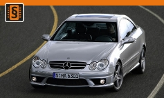 Chiptuning Mercedes-Benz  CLK