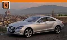 Chiptuning Mercedes-Benz  CLS (C218) (2011 - 2018)