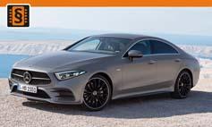Chiptuning Mercedes-Benz  CLS-Class
