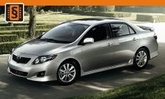 Chiptuning Toyota  Corolla X (2006 - 2013)