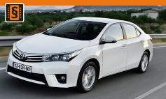 Chiptuning Toyota  Corolla XI (2013 >)