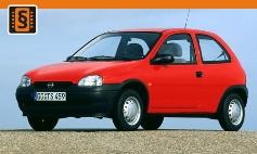 Chiptuning Opel  Corsa B (1993 - 2000)