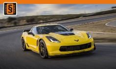 Chiptuning Chevrolet  Corvette Z06
