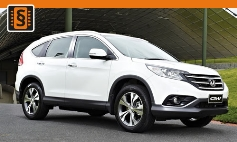 Chiptuning Honda  CR-V IV (2012 >)