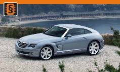 Chiptuning Chrysler  Crossfire