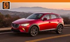 Chiptuning Mazda  CX-3