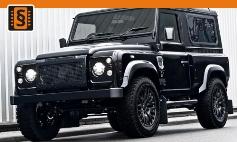 Chiptuning Land Rover  Defender