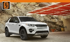 Chiptuning Land Rover  Discovery Sport (2014 >)