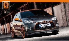 Chiptuning Citroen  DS3
