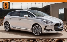 Chiptuning Citroen  DS5