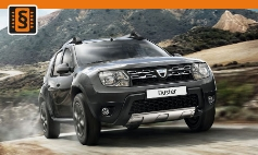 Chiptuning Dacia  Duster (2010 - 2017)