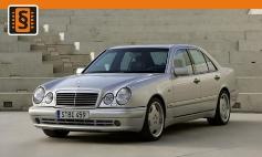 Chiptuning Mercedes-Benz  E-Class (W210) (1995 - 2002)