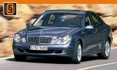 Chiptuning Mercedes-Benz  E-Class (W211) (2002 - 2009)