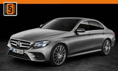 Chiptuning Mercedes-Benz  E-Class