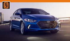 Chiptuning Hyundai  Elantra