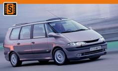 Chiptuning Renault  Espace IV (2002 - 2014)