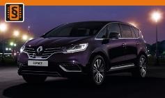 Chiptuning Renault  Espace V (2015 >)