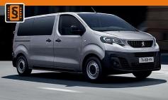 Chiptuning Peugeot  Expert II (2007 - 2016)